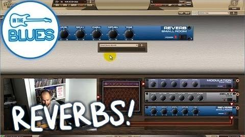Fender Mustang (V2) III, IV, & V Reverb Effects