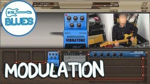 Fender Mustang (V2) III, IV, & V Modulation Models
