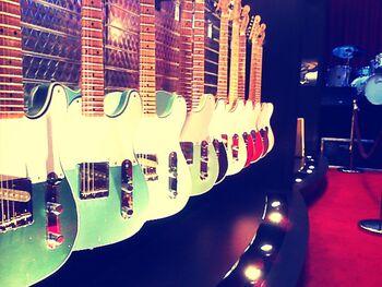Beautiful Fender's Telecasters