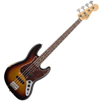 Jazz Bass sunburst