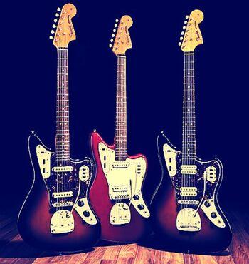 Fender Jaguar Praise