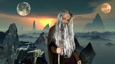 High Fantasy Reihen FENDOYAH Charaktere Rhagin Thoralyn