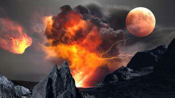 High-Fantasy-Buchreihe FENDOYAH Apokalyptik und Prophezeiung