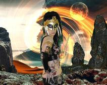 Fendoyah-Warrior