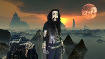 High Fantasy Bücher FENDOYAH Charaktere Dhargken Eksthrin Medunadt