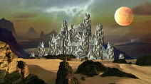 High Fantasy Bücher Epos FENDOYAH Orte Sheerasaan