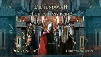 Fantasy Hörbuch Magie und Schatten Fendoyah - Teil 3
