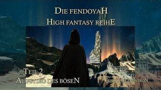 High Fantasy Hörbücher Magie Fendoyah Reihe - Teil 2