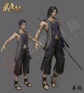 Jiang shan concept art