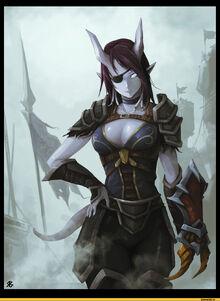 Draenei-monk-World-of-Warcraft-Игры-1559988