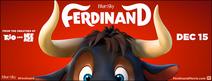 Ferdinand Promoción Poster