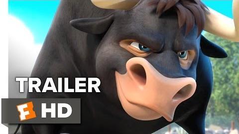 Ferdinand Trailer 1 (2017) Movieclips Trailers