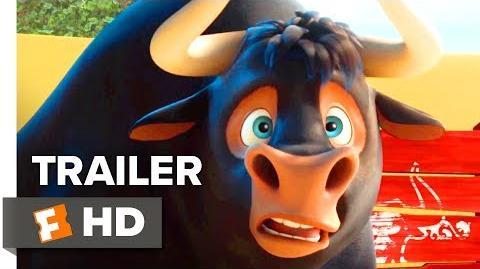 Ferdinand Trailer 2 (2017) Movieclips Trailers