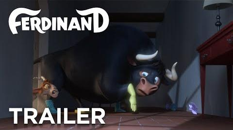 FERDINAND OFFICIAL HD TRAILER 3 2017