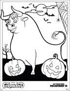 Ferdinand Halloween Promo 2