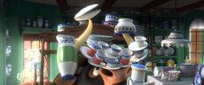 Balancing Chinaware