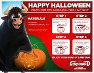 Ferdinand Halloween Promo