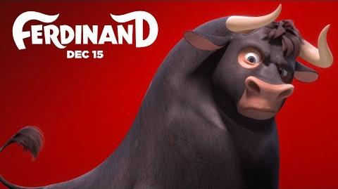 "Ferdinand ""Watch Me"" TV Commercial 20th Century FOX"