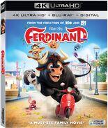 Ferdinand 4K Ultra HD Cover