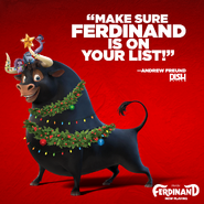 Ferdinand on your List