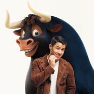 Nick Jonas and Ferdinand