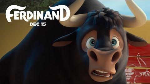 "Ferdinand ""I'm Not a Fighting Bull"" TV Commercial 20th Century FOX"