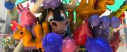 Ferdinand and Balloons