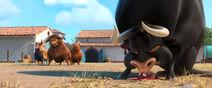 Valiente watches Ferdinand gives the Rabbit CPR