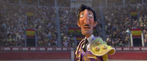 El Primero intrigued by the crowd's cheering for Ferdinand