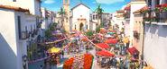 Spain Town