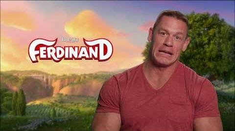 Ferdinand - John Cena Shout out Coming to Event Cinemas December 2017