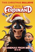 Ferdinand Poster Gang Christmas