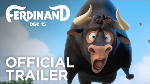 Ferdinand Teaser Trailer HD 20th Century FOX