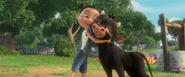 Ferdinand is Nina's good boy (1)