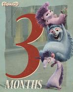 Una, Dos amd Cuatro Poster