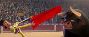 Give back El Primero's cape now!