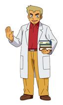 Professor Samuel Oak