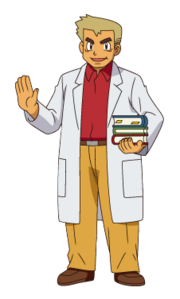 Professor Samuel Oak