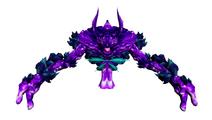 Mephiles the Dark (Monster Form)