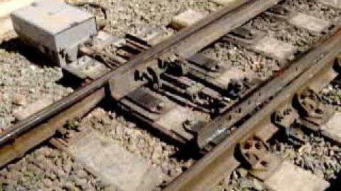 Funcionamiento Aguja Ferroviaria