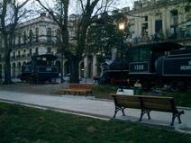 Viejas locomotoras