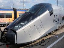 AGV Innotrans 2008