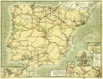 Forcano mapa completo 1948