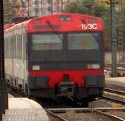 Tren Cercanias Valladolid