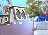 Kate Impatient