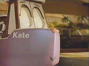 Kate Sleeping