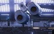 WALL-E Docking robot1