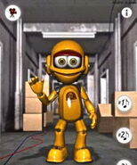 Talking Roby the Robot Free v1 1 4 for Android
