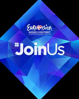 Eurovisión 2014 (logo oficial)