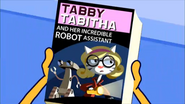 Tabby Tabitha and her Incredible Robot Assistant